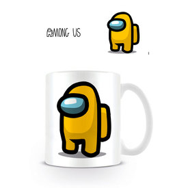 Among Us Yellow - Mug