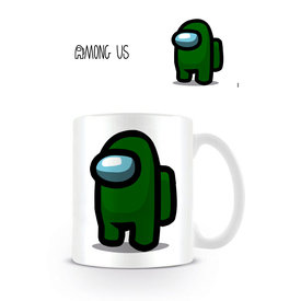 Among Us Green - Mug