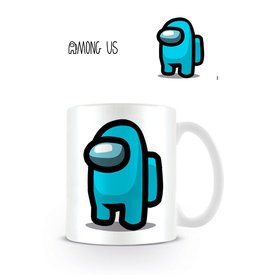 Among Us Cyan - Mug