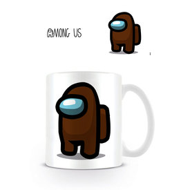 Among Us Brown - Mug