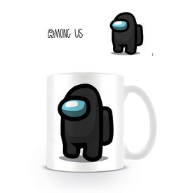 Among Us Black - Mug