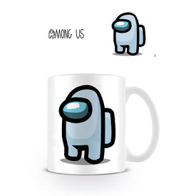 Among Us White - Mug