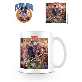 Elton John Captain Fantastic - Mug