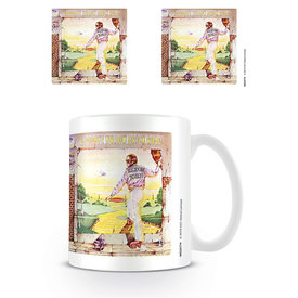 Elton John Goodbye Yellow Brick Road Album - Mug