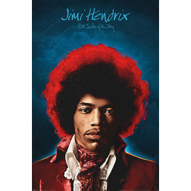 Jimi Hendrix Both Sides Of The Sky Maxi Poster
