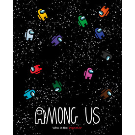 Among Us Keyart Mini Poster