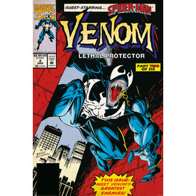 Venom Lethal Protector Part 2 - Maxi Poster