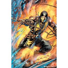 Mortal Kombat Scorpion - Maxi Poster