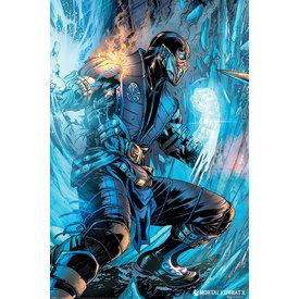 Mortal Kombat Sub Zero - Maxi Poster