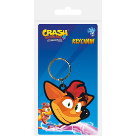Crash Bandicoot 4 Crash Face - Keyring