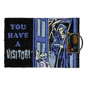 Steven Rhodes You Have A Visitor - Doormat