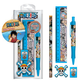 One Piece Whole Cake Island - Stationery Set