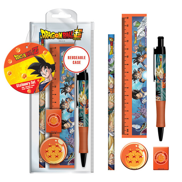 Dragonball Battle Of Gods - Stationery Set