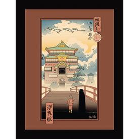 Vincent Trinidad Ukiyoe Spirits - Framed Print