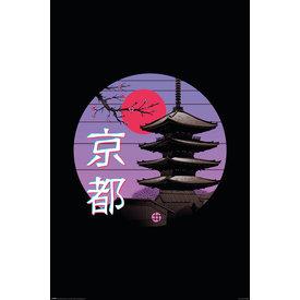 Vincent Trinidad Kyoto Wave - Maxi Poster