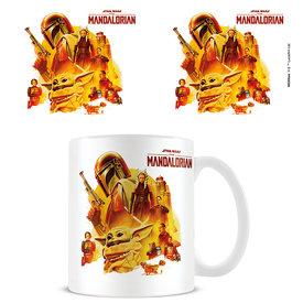 Star Wars The Mandalorian Adventure - Mug