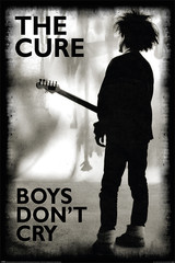 Producten getagd met boys don't cry poster