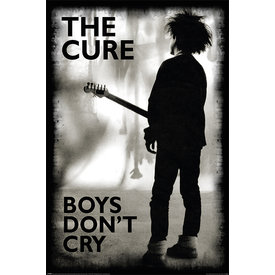 The Cure Boys Don't Cry - Maxi Poster