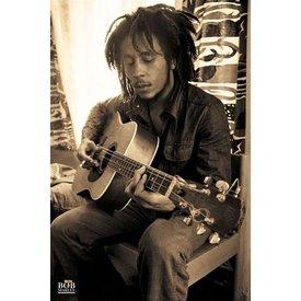 Bob Marley Sepia - Maxi Poster