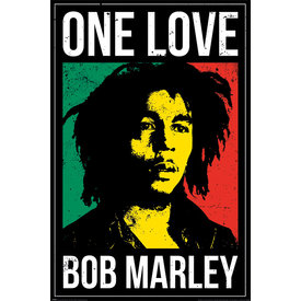Bob Marley One Love - Maxi Poster