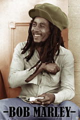 Products tagged with bob marley poster