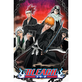 Bleach Chained - Maxi Poster
