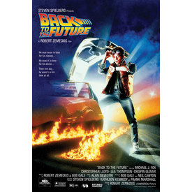 Back To The Future One Sheet - Maxi Poster