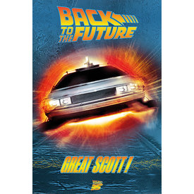 Back To The Future Great Scott - Maxi Poster