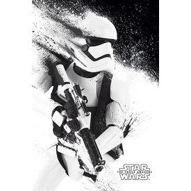 Star Wars Episode II Stormtrooper Paint - Maxi Poster
