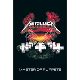 Metallica Master Of Puppets - Maxi Poster