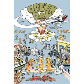 Green Day Dookie - Maxi Poster