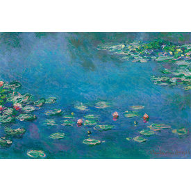 Claude Monet Waterlillies - Maxi Poster