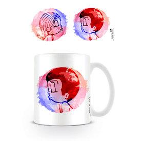 Love is ... In A Kiss - Mug