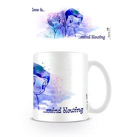 Love is ... Mind Blowing - Mug