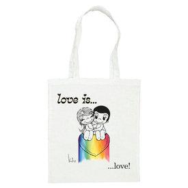 Love is ... Love - Draagtas