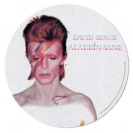 David Bowie Aladdin Sane - Slipmats