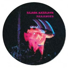 Black Sabbath Paranoid - Slipmats