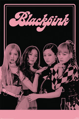 Products tagged with blackpink poster