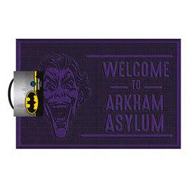 DC Comics Joker Arkham - Rubber Doormat