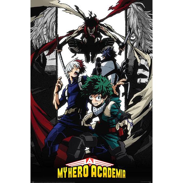 My Hero Academia Killer Stain - Maxi Poster