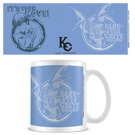 Yu-Gi-Oh! Kaiba & Blue-Eyes White Dragon - Mok
