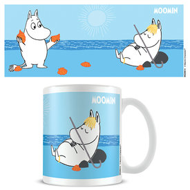 Moomin Beach - Mug