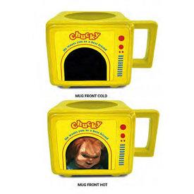 Chucky - Retro TV Heat Change Mok