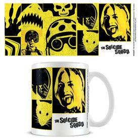 The Suicide Squad Warning - Mug