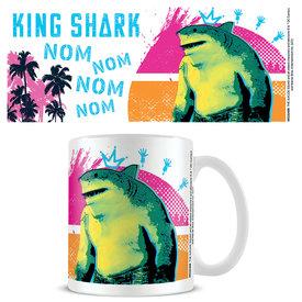 The Suicide Squad King Shark Nom Nom - Mok
