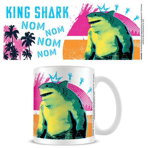 The Suicide Squad King Shark Nom Nom - Mug