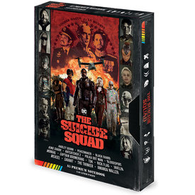 The Suicide Squad VHS - Premium A5 Notebook