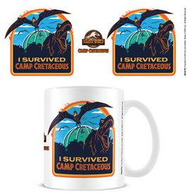 Jurassic World Camp Cretaceus I Survived - Mug