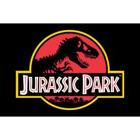 Jurassic Park Classic Logo - Maxi Poster
