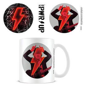AC/DC Angus PWR/UP - Mug